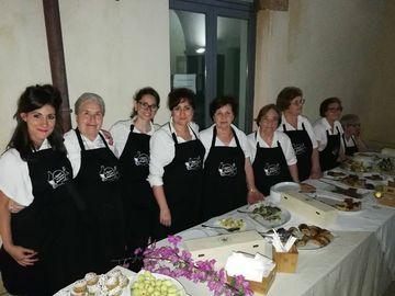 Le signore della Cucina Menfitana...