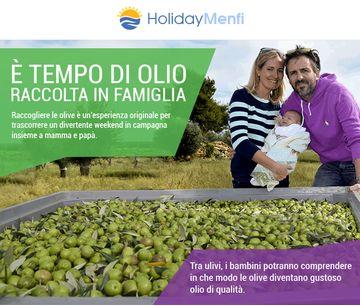 Emozioni, Sensazioni e Ricordi. Il valore umano della raccolta delle olive