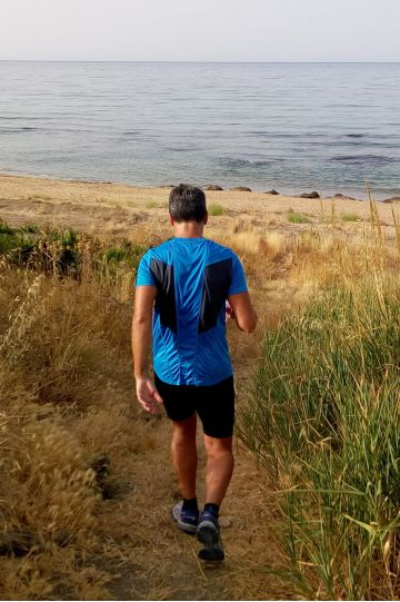 Summer 2019: running Menfi