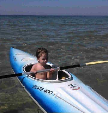 Canoa sul Mare di Menfi